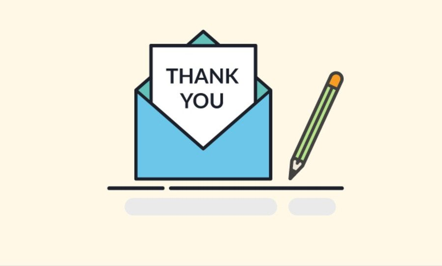 Are post-interview thank-you notes still a thing?